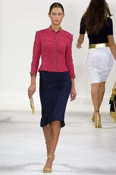 Ralph Lauren Spring 2006 Ready-to-Wear Fashion Show: Complete Collection - Style.com