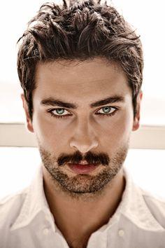 Onur Tuna, Turkish actor, b. Turkish Men, Turkish Beauty, Turkish Actors, Most Beautiful Eyes, Gorgeous Men, Pretty Eyes, Cool Eyes, Handsome Faces, Hair And Beard Styles