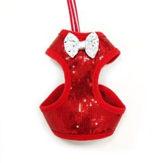 EasyGO Sequins Red Harness