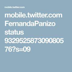 mobile.twitter.com FernandaPanizo status 932952587309080576?s=09