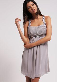 Miss Parisienne Sukienka koktajlowa - anthrazit za 407,2 zł (06.06.16) zamów bezpłatnie na Zalando.pl.