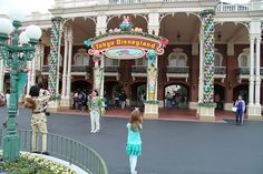 Tokyo Disneyland is a must-do with kids on a trip to Japan's capital city.