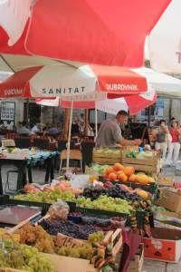 Dubrovnik - Market