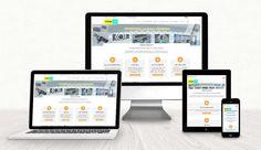 Webdesign Strobotech Web Design, Salzburg Austria, Advertising Agency, Weaving, Design Web, Website Designs, Site Design