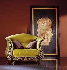 Uncompromised Italian Luxury Furniture - Roberto Ventura presents designer furniture conveying a spirit of stately exoticism. An exciting mix of new designs with classical echoes, this luxury furniture offers...