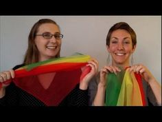 Green Means Go!: Storytime Scarf Song