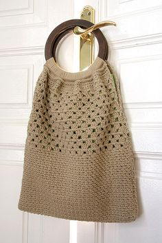NOT PATTERN: crochet handbag