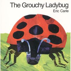 This beloved Eric Carle classic returns once again in a colorful new board book format. For generations, The Grouchy Ladybug has delighted readers of all ages with the story of a bad-tempered bug who