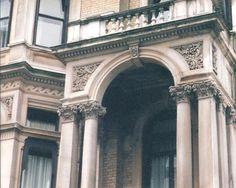 Curzon Street, London.
