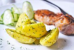 Als Beilage zu Fisch ist das Rezept für Dillkartoffeln ideal und herrlich im Geschmack.