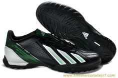 Adidas F10 TRX TF Black White Green Outlet
