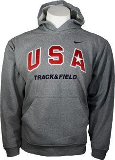 Product image: Nike USATF Premier Hoodie - Team USA Applique