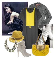 Please don´t judge me! by kathid on Polyvore featuring polyvore fashion style American Retro Brian Atwood Nine West Monsoon clothing