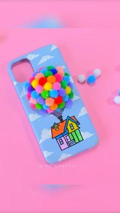 Diy Crafts For Girls, Diy Crafts To Do, Fun Arts And Crafts, Diy Crafts Hacks, Cute Crafts, Paper Crafts, Diy Room Decor Videos, Creative Activities For Kids, Diy Phone Case