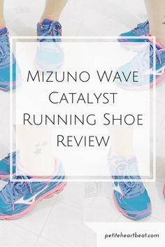 Mizuno Wave Catalyst Running Shoe Review