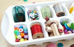 come riciclare gli oggetti in cucina