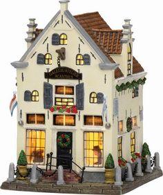 Een leuke galerie en atelier in het Elfsteden kerstdorp mag natuurlijk ook niet ontbreken. www.kerstwereld.nl/kerstdorpen