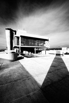ryanpanos:  Cité Radieuse   Le Corbusier  Philippe Lebeau