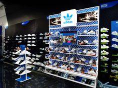 Sporting Goods Store Merchandising & Display #inspiration