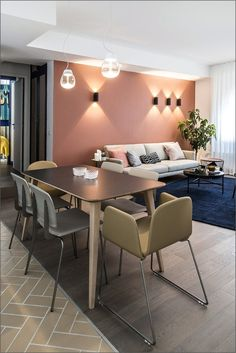 158 affordable apartment living room design ideas on a budget 17 Living Room Designs, Living Room Decor, Colorful Apartment, Colourful Living Room, Colorful Rooms, Interior Design Boards, Room Colors, Apartment Living, Home Furnishings