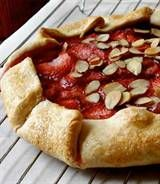 7 New Ways to Dish Up Strawberries -- strawberry-almond galette | Lifescript.com  (Photo and article by Alison Ashton @Alison Ashton)