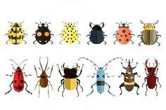 Vector bugs @creativework247