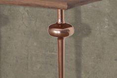 Copper Globe Legs - set of 2