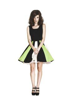 Betty dress, available at www.aliciatomzak.com