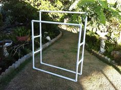 pvc pipe clothes hanger | PVC Pipe Clothes Rack - Blog - x2Jiggy