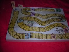 Wizard of Oz board game - TOYS, DOLLS AND PLAYTHINGS