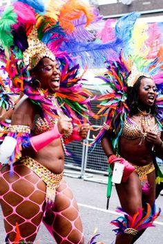 Fishnet carnival