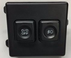 94 95 96 97 Dodge Ram 1500 2500 3500 Overdrive O D And Fog Lights Dash Switch