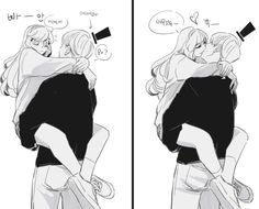 Art by 10(2) (@paow_yeol) | Mabill — Kissing | Twitter