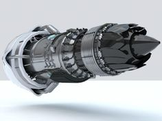 Turbine Jet SC Model available on Turbo Squid, the world's leading provider of digital models for visualization, films, television, and games. Spaceship Art, Spaceship Design, Spaceship Concept, Robot Concept Art, Environment Concept Art, Rocket Engine, Jet Engine, Futuristic Art, Futuristic Architecture