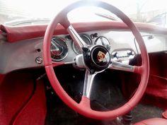 Steering Wheel  Porsche 356b