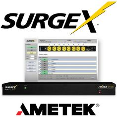 """Power Management Provider SurgeX Acquired by Ametek for $130M - """"ESP/SurgeX, a popular maker of intelligent power conditioning and protection products for the pro A/V and home-technology channels, has been acquired by Ametek (NYSE: AME), a $4 billion (revenue) manufacturer of electronic instruments and electro-mechanical devices."""" -Julie Jacobson, CE Pro"""