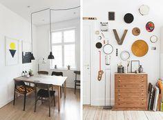 An art lover's  creative space
