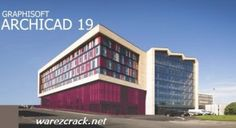 Graphisoft ArchiCAD 19 Crack With Serial Key Free Download