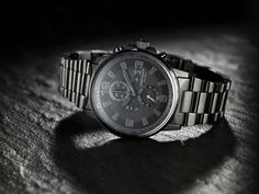 Black is the new black this Timepiece Tuesday. By popular demand, meet the stunning Nighthawk CA0295-58E RRP: £279.