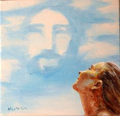 """Psalm 73: What Else is There? by Melani Pyke - """"Whom have I in heaven but you?  And earth has nothing I desire besides you. My flesh and my heart may fail,  but God is the strength of my heart  and my portion forever."""""""