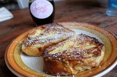 Challah Bread French Toast by The Amateur Gourmet, via Flickr