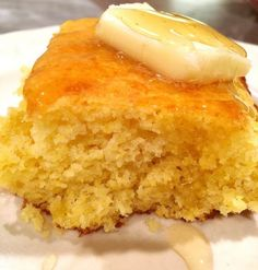 Nothing goes with a warm bowl of chili or taco soup on a cold winter's day, like a moist piece of buttery sweet corn bread! In the South it's a staple on every Holiday dinner table. Tod…