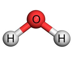 dibujo para pintar de las moleculas del agua  Buscar con Google