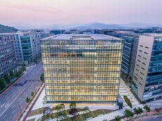 Hankook Technoplex by Foster + Partners - 谷德设计网