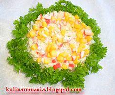 Шедевры кулинарии: Крабовый салат - праздничная классика