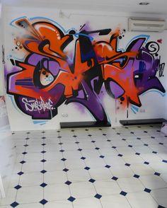 SMASH137. #smash137 http://www.widewalls.ch/artist/smash137/ #graffiti…