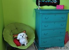 Pre-Teen Girl's Bedroom - Southern Crate and Co. - ASCP Florence
