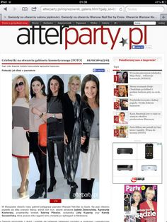 Blog magazynu Party