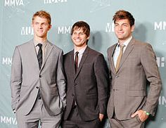 Foster the People is an American indie pop band formed in Los Angeles, California in 2009. The group is composed of Mark Foster (vocals, keyboards, piano, synthesizers, guitar, programming, percussion), Cubbie Fink (bass and backing vocals), and Mark Pontius (drums, percussion).