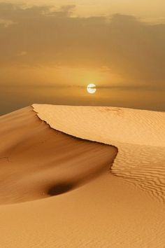Beautiful #Sahara #Sun
